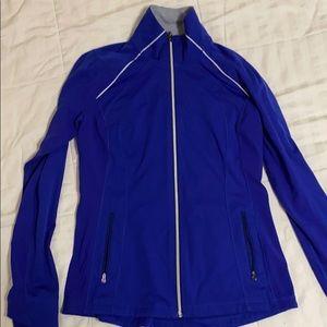 Lululemon athletic outdoor workout jacket